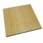 MB38009 - Mặt bàn gỗ tre ghép vuông nguyên tấm 60x60cm đã PU hoàn thiện