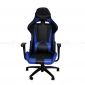 GC06 -  Ghế game thủ GamingChair xanh đen chân xoay