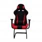 GC04 - Ghế game thủ GamingChair chân quỳ màu đỏ