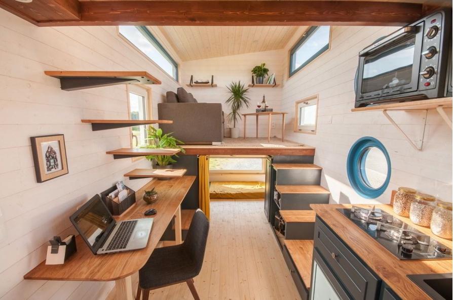 42 mẫu bàn làm việc nhỏ gọn giúp bạn có không gian làm việc tốt nhất