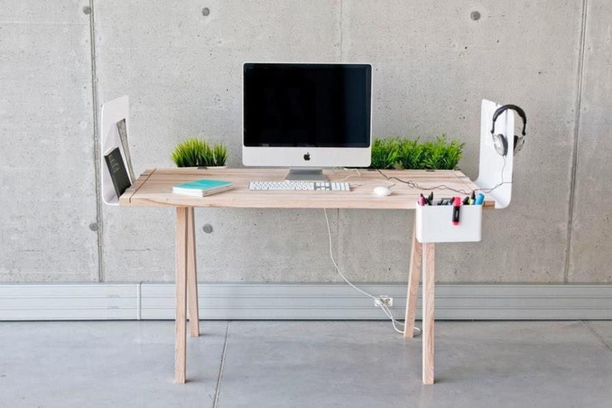 Top 10 mẫu bàn làm việc tại nhà đẹp