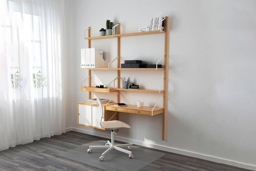 50+ mẫu bàn làm việc treo tường có thiết kế thông minh và đẹp mắt