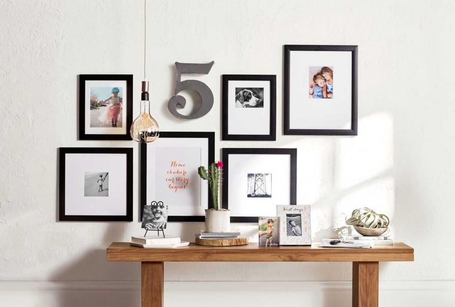 Hướng dẫn 3 cách làm khung ảnh treo tường đơn giản và dễ thực hiện