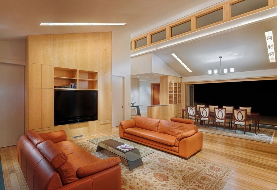 ý tưởng thiết kế và trang trí phòng khách đẹp hiện đại